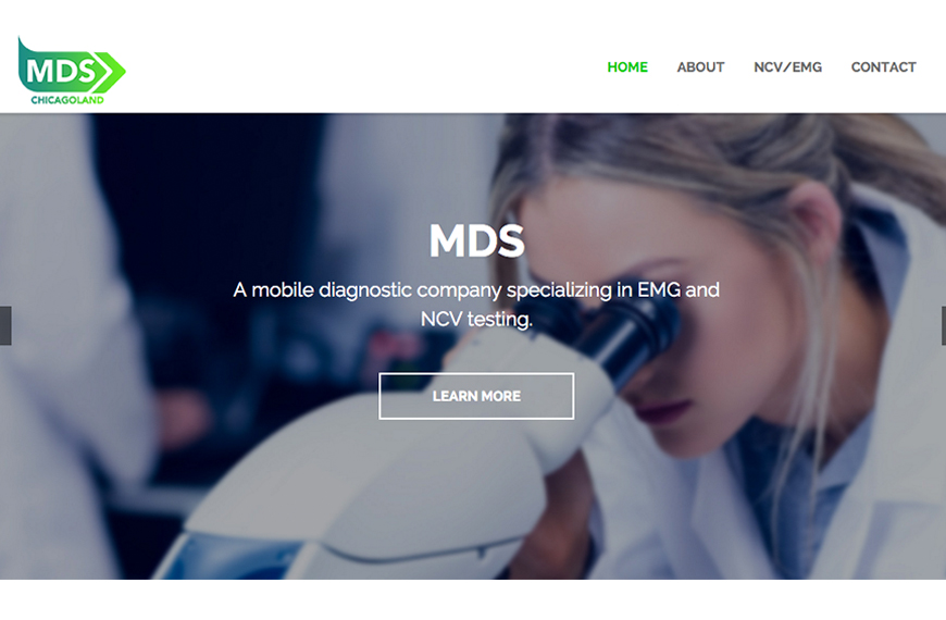 MDS Chicagoland Website Cover