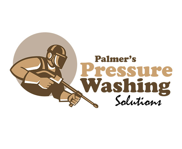 Palmers Pressure Washing Solutions website